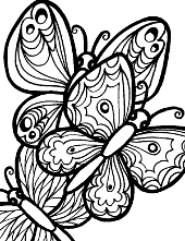 Printable coloring pages for adults, books, mandalas
