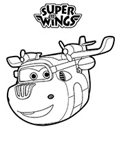 Mini picture of Donnie from Super Wings