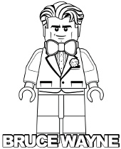 Lego Character Coloring Pages - Coloring Home | 210x170
