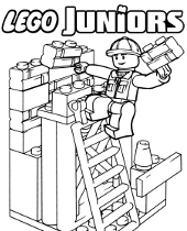 Lego Characters Coloring Pages - Coloring Home | 210x170