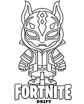 Fortnite Coloring Pages To Print Topcoloringpages Net