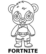 Fortnite coloring pages category cover